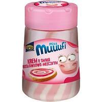 Kruger Miss Muuufi Krem – молочно-клубничная шоколадная паста, 400 гр. Польша