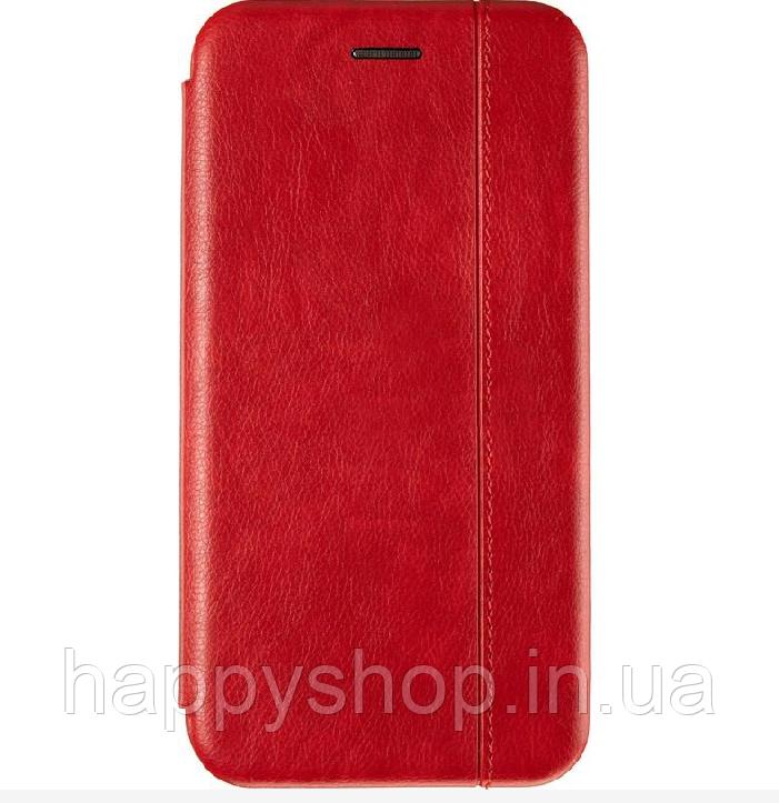 Чехол-книжка Gelius Leather для Samsung Galaxy S10 (G973) Красный