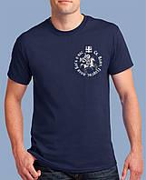 Освященная футболка «Святой великомученик Георгий Победоносец».