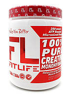 FitLife 100% Pure Creatine Monohydrate 450 g