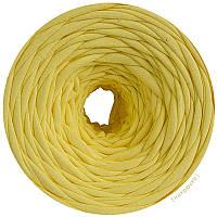 Трикотажная пряжа Pastel XL, Пастельный желтый, 65 м