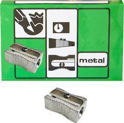 Точилка металлическая одинарная