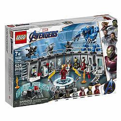Lego Super Heroes Marvel Comics  Лаборатория железного человека Лабораторія залізної людини