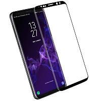 Защитное стекло Nillkin Anti-Explosion Glass Screen DS+ max 3D для Samsung Galaxy S9 Черный 69096, КОД: 1035488