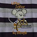 Детская хлопковая футболка Пират (Nicol, Польша), фото 3