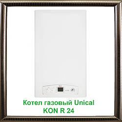 Газовий конденсаційний котел Unical KON R 24