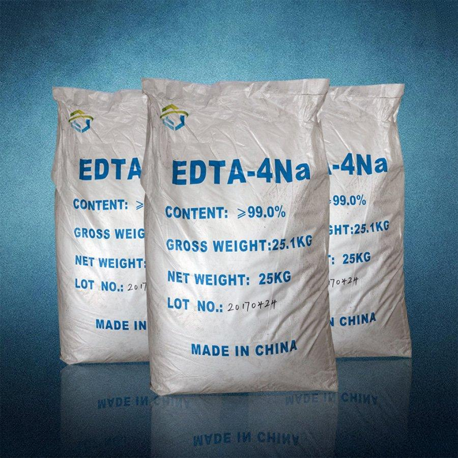 EDTA-4Na (Этилендиаминтетрауксусной кислоты тетранатриевая соль) 25 кг