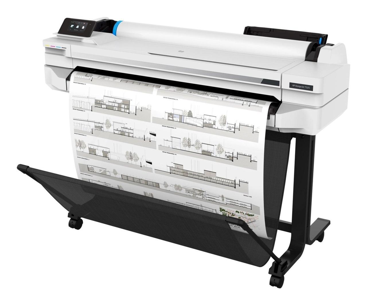 "Плоттер HP Designjet T525 36"" (914 мм)"