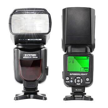 Вспышка для фотоаппаратов FujiFilm - Zomei Speedlite ZM430