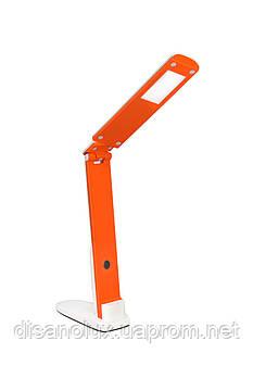 Світильник світлодіодний настільний DELUX TF-310 4000K 5Вт біло-помаранчевий