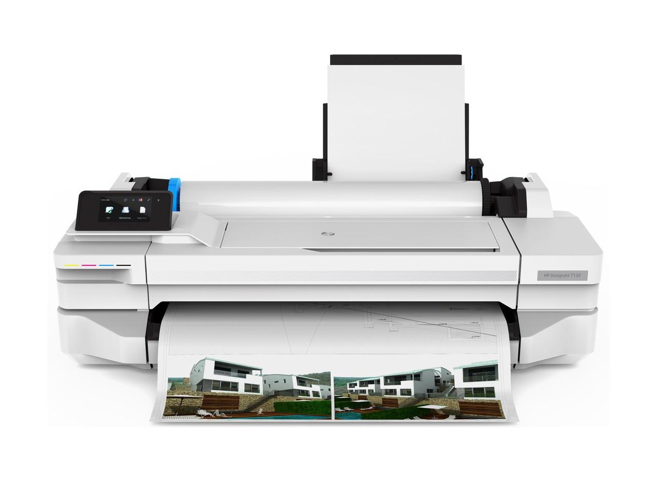 "Плоттер HP Designjet T125 24"" (610 мм)"