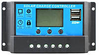 Контроллер заряда для солнечных батарей Y-SOLAR CM20K-20A (12-24V 20А)