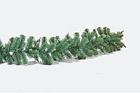 Гирлянда зеленая заснеженная  дл. 2 м