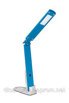 Світильник світлодіодний настільний DELUX TF-310 4000K 5Вт біло-блакитний