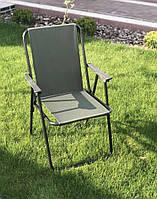 """Стул - кресло складной """" Фидель """" для рыбалки зеленый от производителя по всей Украине"""