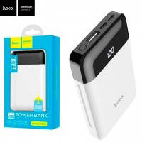 Power Bank Hoco J31 Pride 10000 mAh Original белый