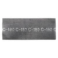 ✅ Сетка абразивная затирочная 105x280 мм, SiC К40, упаковка 10 шт INTERTOOL KT-6004