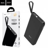 Power Bank Hoco J25A With Cable Micro 10000 mAh Original (черный)