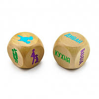 ✅ Деревяные кубики Камасутры