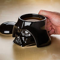 ✅ Чашка Star Wars Дарт Вейдер черная