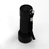 Ручной ультрафиолетовый фонарик 21 LED УФ, фото 5