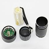 Ручной ультрафиолетовый фонарик 21 LED УФ, фото 6