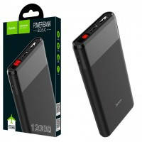 Power Bank Hoco B35C Entourage 12000 mAh Original (черный) двойной USB выход