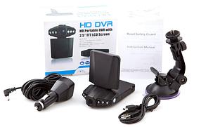 Автомобильный видеорегистратор H-198.