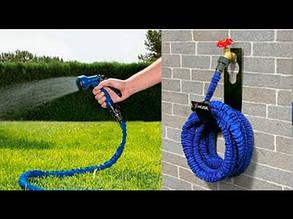 Компактный шланг X-hose с водораспылителем 52,5 м