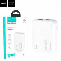 Power Bank Hoco J38 Comprehensive 10000 mAh Original (белый) двойной USB