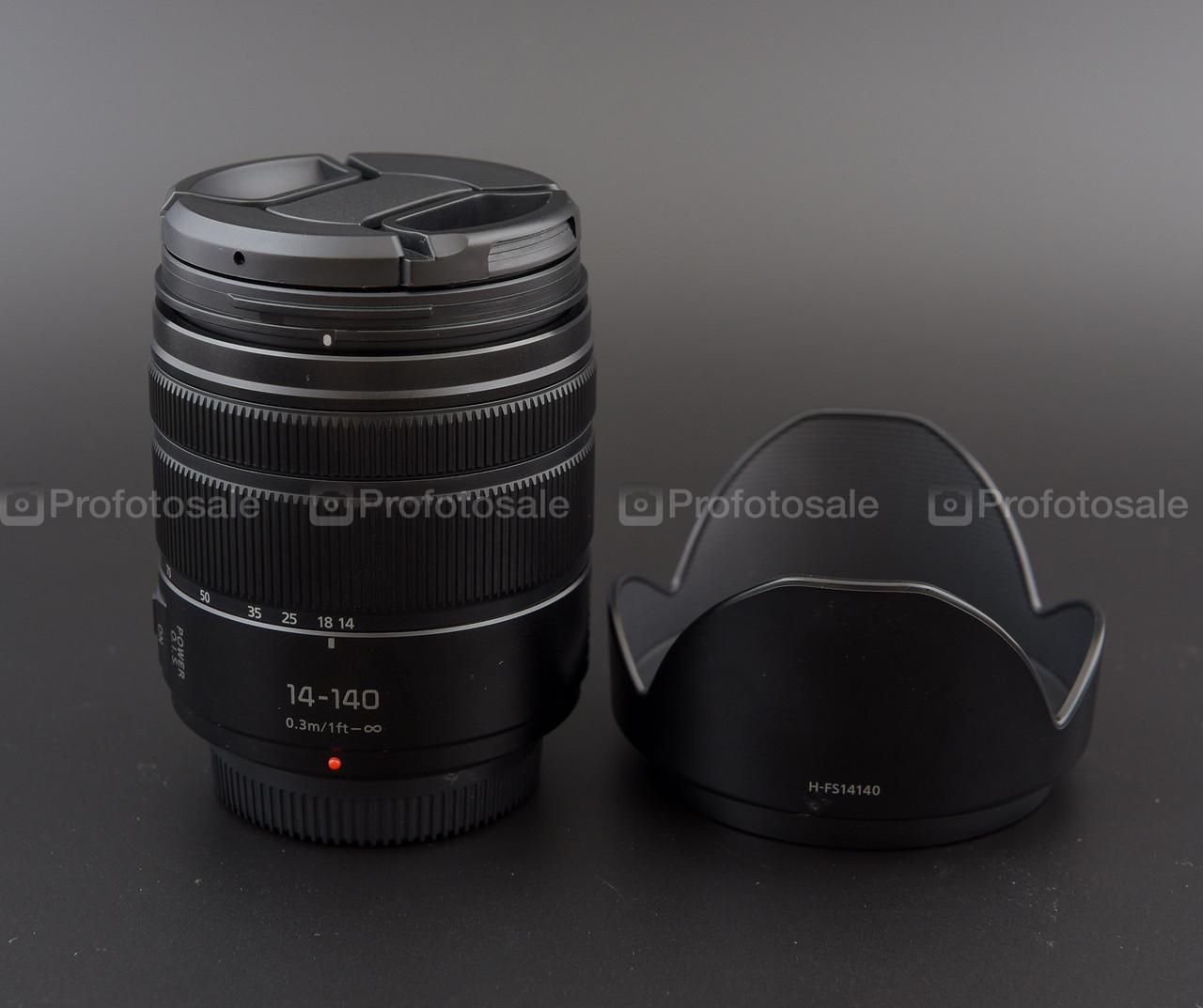 Panasonic Lumix G Vario 14-140 mm f/3.5-5.6 ASPH (H-FS14140)
