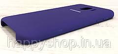 Оригинальный чехол Soft touch для Samsung Galaxy J4 2018 (J400) Фиолетовый, фото 3