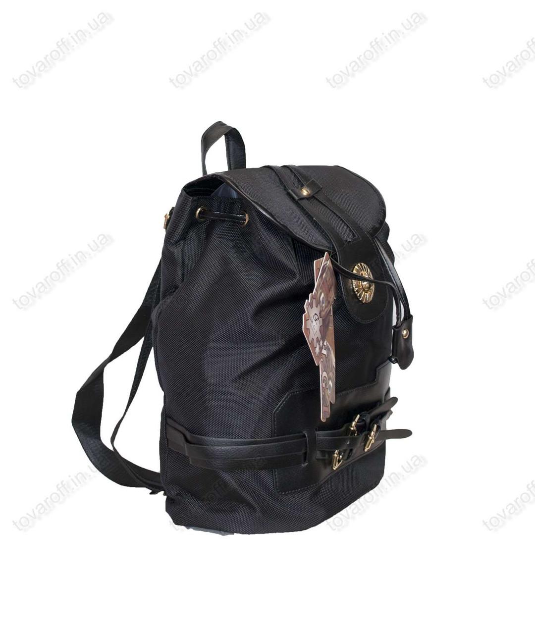 Оптом рюкзак для девочки - Черный - 2014
