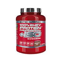 Протеин Scitec Nutrition100% Whey Protein Professional +ISO (2.28 кг) скайтек нутришн вей протеин професионал vanilla cheesecake