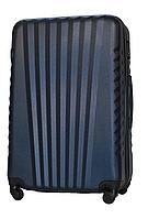 Чемодан Fly 8844 Большой 78 х 48 х 31 на 4 колесах Темно-синий