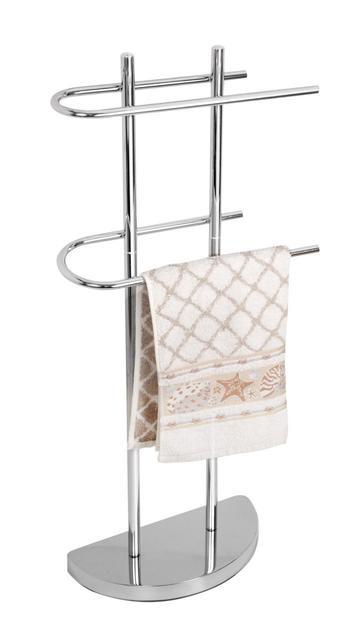 Вешалки для полотенец напольные
