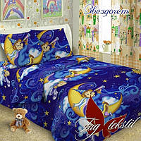 ✅ Комплект детского постельного белья 150х220 TAG Звездочет