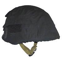 Чехол для каски MilTec Black 16671502