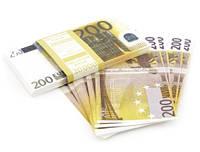 200 Евро - сувенирные деньги