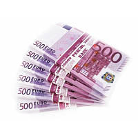 500 Евро - сувенирные деньги