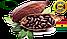 Бобы какао сырые TM TouTon  (Гана) вес:250грамм., фото 2