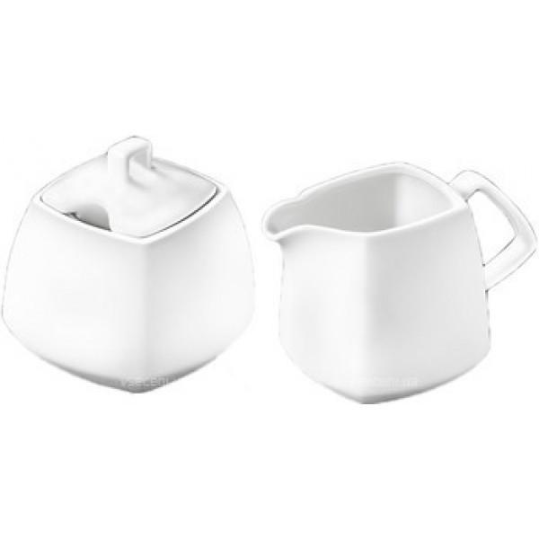✅ Набор сахарница и молочник Wilmax WL-995028/2С