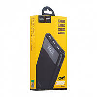 Power Bank Hoco B35E Entourage 30000 mAh Original (черный) с тройным USB выходом