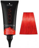 Краска для волос прямого действия Schwarzkopf Professional Igora ColorWorx - Красный - 100мл