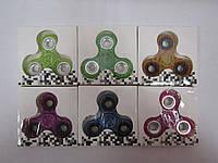 Спиннер с блестками 6 видов в коробке
