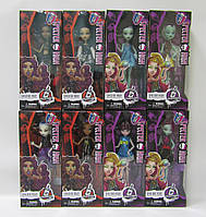 "Кукла ""Monster High"" 12 видов, на шарнирах, в кор. /96-2/"