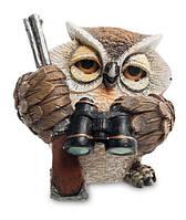Статуэтка Сова, охотник Sealmark OL-6495-XE