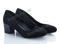 "Туфли ""QQ shoes"" № KJ100-1 (р.36-41). Оптом."