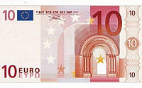 10 Евро - сувенирные деньги