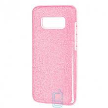 Чехол силиконовый Shine Samsung S10E G970 розовый
